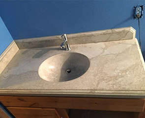 Bathroom Stone Countertops