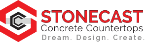 Stone Cast Concrete Countertops